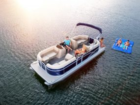 Chain Of Lakes Illinois Boat Rental
