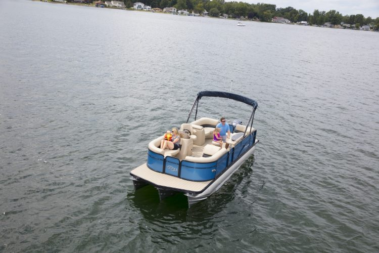 Fox Lake Pontoon Boats